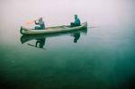 Kanu haben Paddel mit nur einem Ruderblatt. Foto: Matthew Clark
