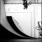 David Reincke Yard Skatehall Hannover