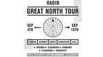 Hier findest du alle Infos zur #greatnorthtour von Radio Bikes mit Leon Hoppe, Christian Lutz, Christoph Werner, Basti Schweizer und Kenneth Tancre .
