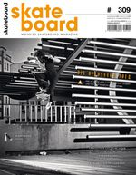 Monster Skateboard Magazine #309