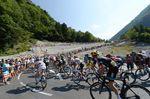 Tour de France 2015 - 11. Etappe - Pyrenäen