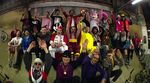 Die erste freedombmx-Karnevalssitzung lockte BMX-begeisterte Jecken in die Snipes Halle 59. Hier sind die besten Kostüme und Tricks eines gelungenen Abends.