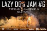 Am 10. November 2018 geht der legendäre Lazy Dog Jam im Braunschweiger Why