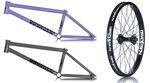Neulich hatten wir das Promovideo für den Voyager V2 Frame von Volume Bikes auf der Seite, jetzt ist das gute Stück über SIBMX in Deutschland erhältlich.