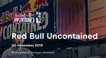 """Das kann ja heiter werden! Am 30. November 2019 findet in Nijmegen (Holland) der """"Red Bull Uncontained""""-BMX-Contest statt, Staraufgebot inklusive."""