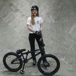 Die siebzehnjährige Kim Lea Müller aus Remscheid ist ab sofort für das Flowteam von All In BMX unterwegs