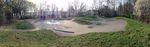 Der Salatschüssel-Park in Köln-Ehrenfeld vor seinem Umbau