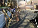Die Bauarbeiten für die neue Rampe im Schlachthof Flensburg haben begonnen