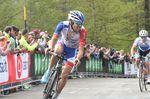 Thibaut Pinot wird bei der Tour de France 2018 nicht an den Start gehen und sich auf seine Genesung konzentrieren. Stattdessen fasst er die Vuelta a Espana und die Weltmeisterschaft in Innsbruck ins Auge. (Foto: Sirotti)