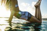 Jahrelange Erfahrung spiegelt sich in den Surf Bikinis von O