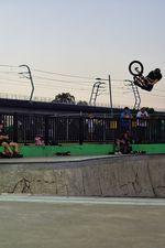 Tabletop im Noble Park, bei dem es sich möglicherweise um den besten Skatepark der Welt handelt
