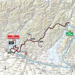 Von Riva del Garda geht es in der 17. Etappe des Giro d