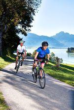 Die zahlreichen Seen im Allgäu können auf einem gut ausgebauten Radwegenetz erkundet werden und bieten jede Menge Möglichkeiten für eine zünftige Einkehr.
