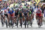4. Etappe - Kittel! Kittel! Kittel! Der dritte Etappensieg von Marcel Kittel, dieses Mal zwischen Le Touquet Paris Plage und Lille. (Foto: Sirotti)