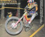 Rob Warner Downhill Mountainbike Racer