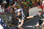 04-07-2017 Tour De France; Tappa 04 Mondorf Les Bains - Vittel; 2017, Dimension Data; Cavendish, Mark; Vittel;