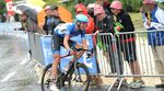 Ramunas Navardauskas gewinnt die 19. Etappe der Tour 2014. (Foto: Sirotti)
