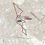 Die letzte Etappe des Giro d