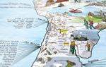 Snowtrip Map Deteilansicht