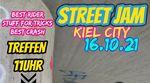 Am 16. Oktober 2021 findet ein BMX-Streetjam in Kiel statt, bei dem es einiges an Sachpreisen abzuräumen gibt.