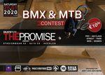 Am 25. Januar 2020 findet im The Promise Skatepark Heerlen, gleich hinter der deutsch-holländischen Grenze, ein BMX- und MTB-Contest statt.