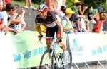 2012, Tour de France, tappa 10 Macon - Bellegarde sur Valserine, Radioshack - Nissan 2012, Voigt Jens, Bellegarde sur Valserine